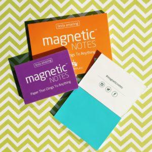 karteczki magnetyczne